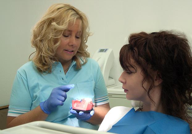 Zahnarztpraxis in Berlin-Weißensee